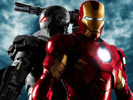 Iron man 2 - iron man, 2