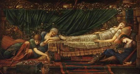 Burne Jones Pre Raphaelite Art Other People Background