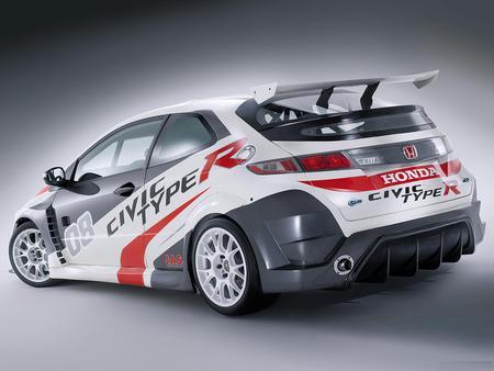 Honda Civic Type R Race Car (VIII) U00272008