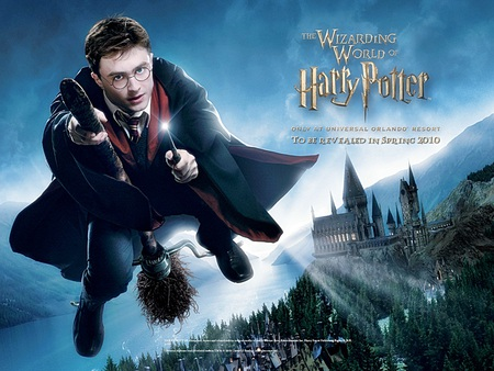 Harry Potter - daniel radcliffe, magic, harry potter