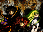 Code Geass Black Knights