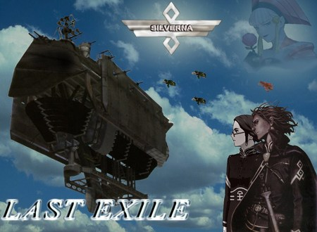 Last Exile - anime, last exile
