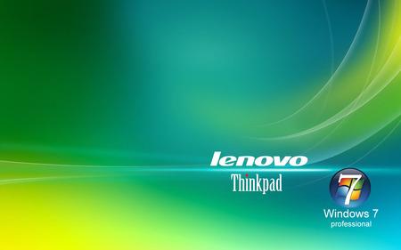 Ibm Lenovo Thinkpad Windows Technology Background