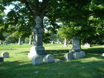 Oakwood Cemetery Graves