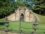 Oakwood Cemetery Tomb