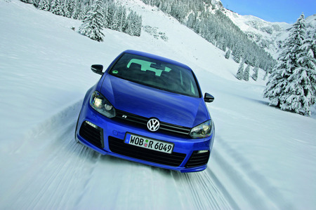 Golf R - vw, golf, car, golf r, tuning