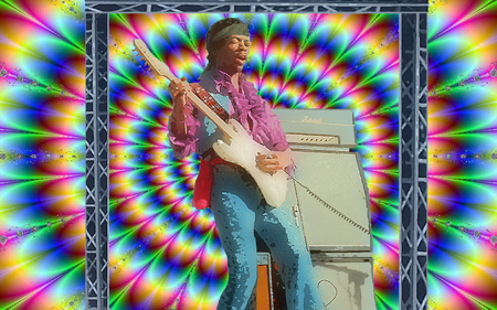 Jimi hendrix psychedelic music entertainment - Jimi hendrix wallpaper psychedelic ...