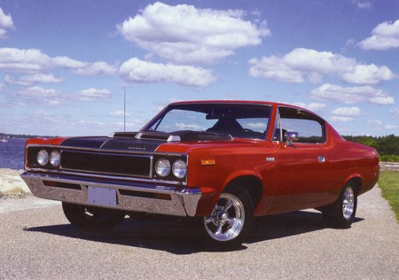 1970 AMC Rebel  '' The Machine '' - muscle car, rebel, 1970