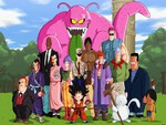 Dragon Ball Red Ribon Army Saga