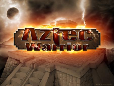 Aztec Warrior - aztec warrior, art