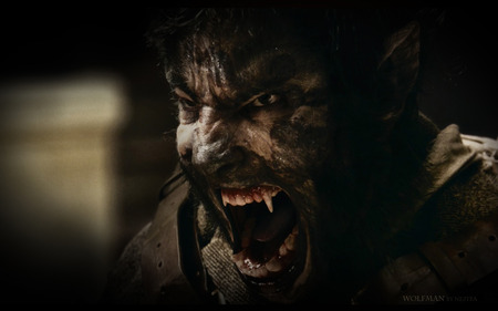 The Wolfman - the wolfman, 2010, movie