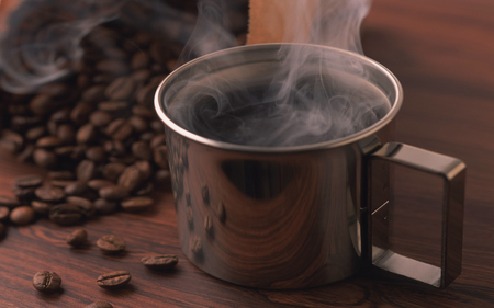 Hot COFFEE - sip, hot, morning, coffee