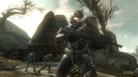 Halo Reach - cool, halo reach, spartans, halo, wallpaper, screen shot