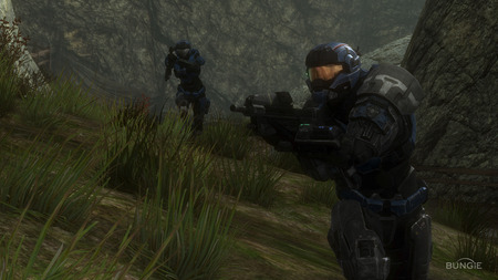 Halo Reach - halo reach, screen shot, cool, wallpaper, halo, map