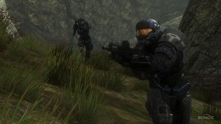 Halo Reach - cool, halo reach, map, halo, wallpaper, screen shot