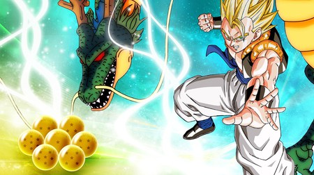 Gogeta and the Dragon Balls - the, gogeta, dragon, balls, and