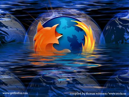Mozilla Firefox Theme