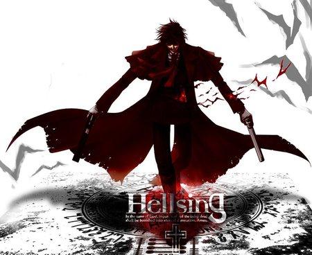 Alucard hellsing - ova, wallpapers, anime, hell sing, artwork, alucard, desktop