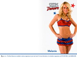 Melanie - 76ers dancer