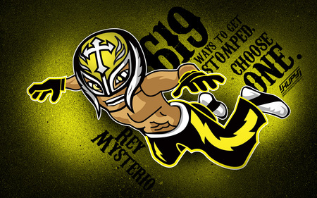 Rey Mysterio Other Entertainment Background Wallpapers On