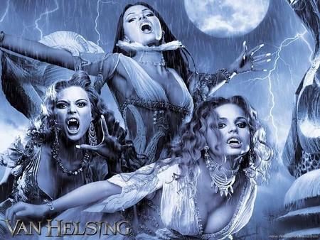 Van Helsing - 3d and cg, dark art, dark, gothic, vampirism, 3d, fantasy, bloodsucker, van helsing, graphics, vampire, monochrome, dracula