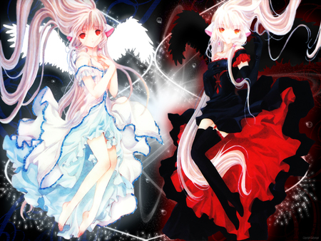Chobits - anime, chi, persicom, chobits