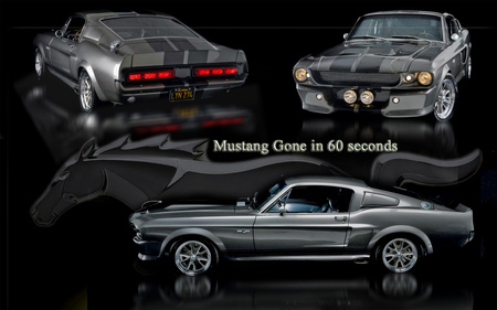 gone in 60 seconds eleanor wallpaper - Shelby Mustang Gone In 60 Seconds
