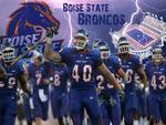Boise State Broncos (Sledgehammer)