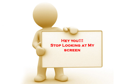Hey You! - rectangle, stickman, you, man, my, board, hey, cool, stop, at, funny, announcement, photoshop, white, screen, looking