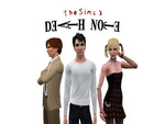 Death Note in Sims 3
