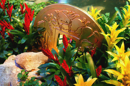 Lucky Coin Photography Abstract Background Wallpapers On Desktop