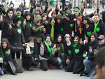 green movement in london