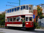 Tram In Museum