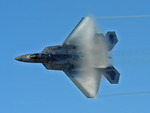 F22 Going Supersonic