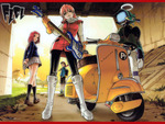 FLCL characters