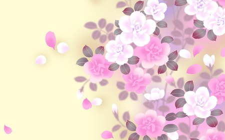SWEET FLOWER PATTERN DESIGN - design, flowers, pattern