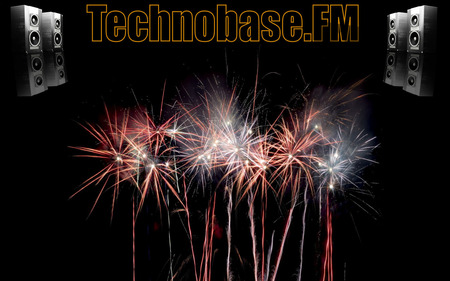 Technobase.fm: Happy New Year! - disco, technobase fm, bass, music, 3d and cg, silence, happy new year, abstract, flotherida, we are one, fire, club, paradise, base, dj, background weareone fm