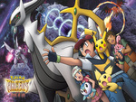 arceus and the jewl of life