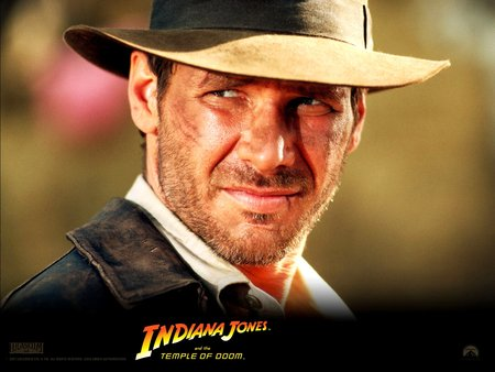 Indiana Jones and the Temple of Doom - adventure, movies, indiana jones, harrison ford