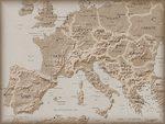 Europes map / Europakarte