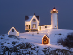 Christmas Lighthouse (Dual)