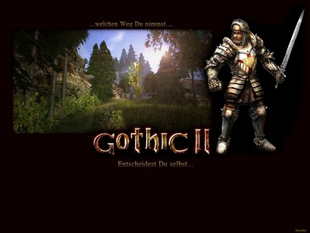Gothic 2 Other Video Games Background Wallpapers On Desktop