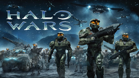Halo Wars The Good Side Spartan Wallpaper