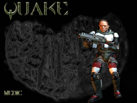 Quake 4 Medic - Quake & Video Games Background Wallpapers on