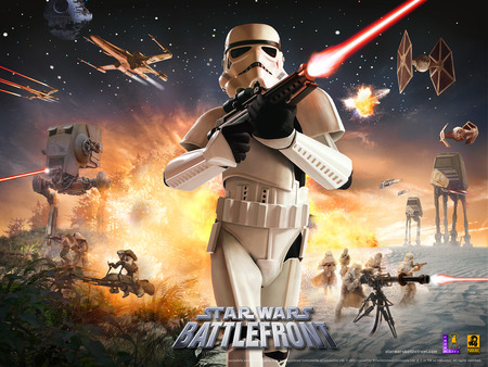 Star Wars Battlefront 1 Wallpaper - high, one, battlefront, battle, 1, wallpaper, resolution, awesome, front, official, wars, star