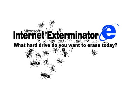 IE - ie, internet, browser, exterminator