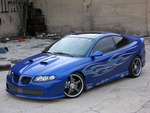 Hahne Race Craft Tuned Pontiac GTO
