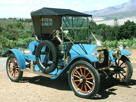 1910-EMF 30 Roadster - emf, 1910, classic
