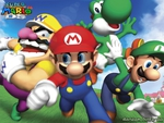 Super mario 64 DS World