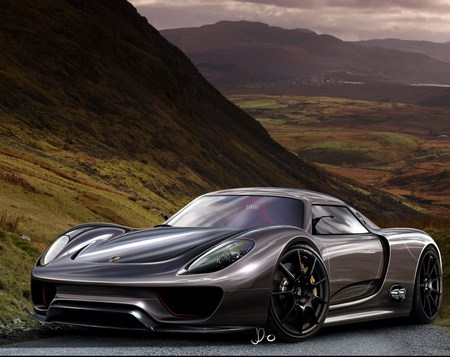 porsche 918 spyder concept porsche cars background. Black Bedroom Furniture Sets. Home Design Ideas